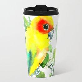 Sun Parakeet Travel Mug