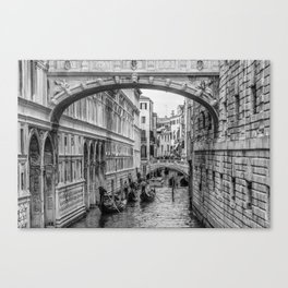 VENICE 08 Canvas Print