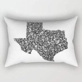 Texas Rectangular Pillow