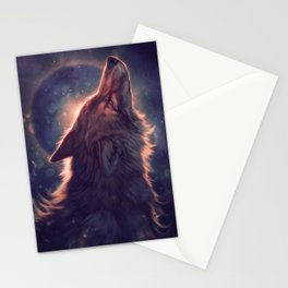 Dust Clears Stationery Cards