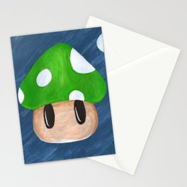 1Up in the Sky Stationery Cards
