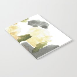 Great New Heights Abstract Notebook