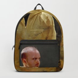 Walter White And Jesse Pinkman - Time To Cook Backpack