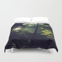 spiritual Duvet Covers featuring Spiritual by LilyMichael Photography