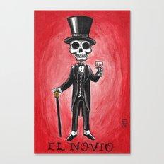 El Novio Canvas Print