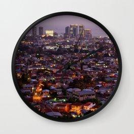 Port-of-Spain Wall Clock