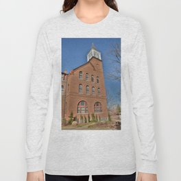 Cherokee Nation - NSU, Originally the Cherokee Female Seminary of 1841, No. 3 of 4 Long Sleeve T-shirt