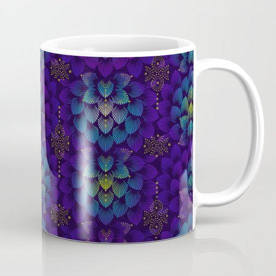 Variations on A Feather IV - Stars Aligned Mug