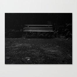 Benck Canvas Print