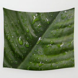 Morning Dew Wall Tapestry