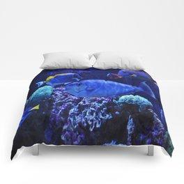 Tropical Fish Comforters
