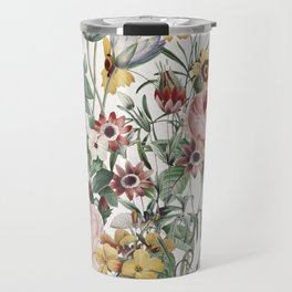 Romantic Garden Travel Mug