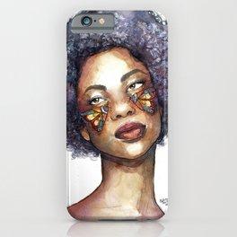 Saudade iPhone Case