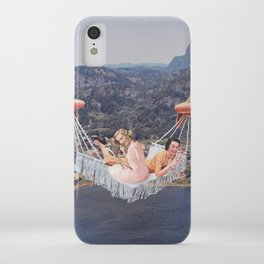 Hangin' Out iPhone Case