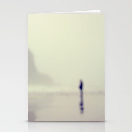 i saw you standing there Stationery Cards