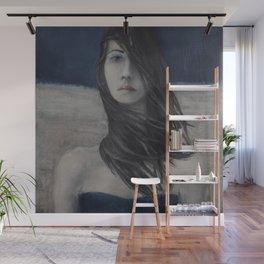 Woman portrait  Wall Mural