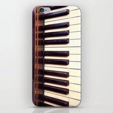 Ivory and wood iPhone & iPod Skin