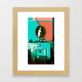 """Nia & Liz"" Framed Art Print"