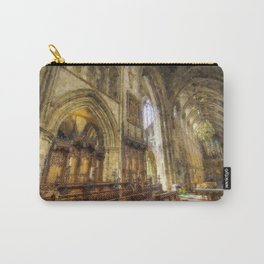 Southwark  Cathedral London Art Carry-All Pouch