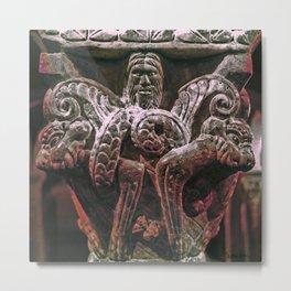 Romanesque lovers VIII Metal Print