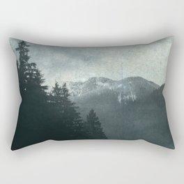 Wilderness Wonderland Rectangular Pillow