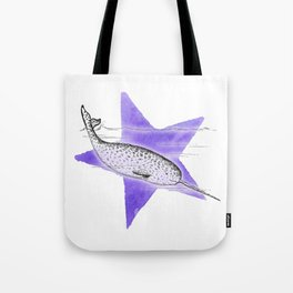 Narwhal Narwhal Tote Bag