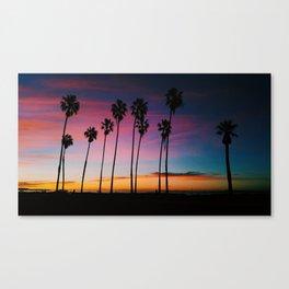 Sunrise Vibes Canvas Print