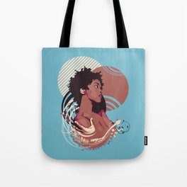 =Lauryn Hill///Killing Me Softly With This Song= Tote Bag