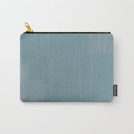 Pastel blue pattern Carry-All Pouch