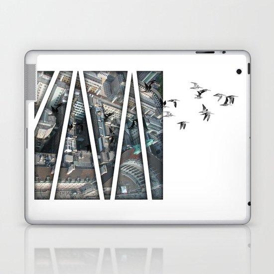 defection Laptop & iPad Skin