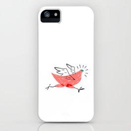 Headless chicken iPhone Case