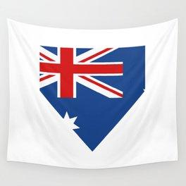 australia flag Wall Tapestry