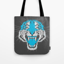 Tiger Head Tote Bag