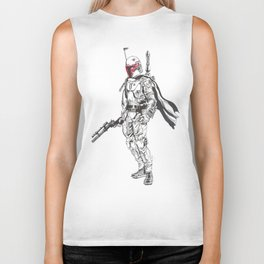 Is that a Thermal detonator in your pocket or are you just pleased to see me? Biker Tank