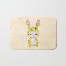 A Boy - Rabbit (coco lapin) Bath Mat