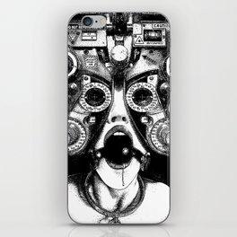 asc 712 - Le masque de la Méduse (Object woman) iPhone Skin