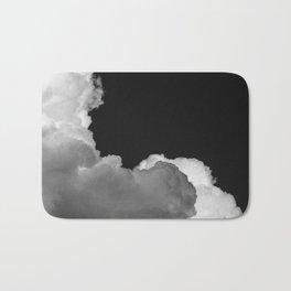 Cloudy Bath Mat
