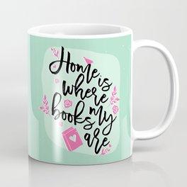 Home is Coffee Mug