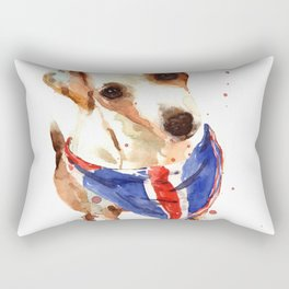 The Union Jack Rectangular Pillow