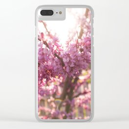 Blossoms Pt. 2 Clear iPhone Case