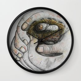 God's Greatest Gift Wall Clock