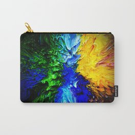 """Gas Flame"" Digital Print Carry-All Pouch"