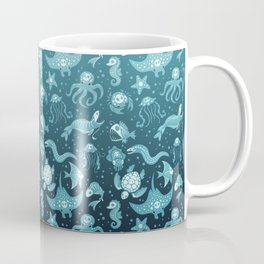 Deep Dead Sea Coffee Mug
