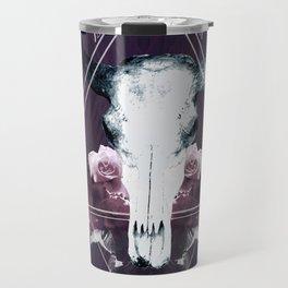 Bohemian Head Travel Mug