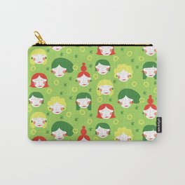 Funny Ladies Carry-All Pouch