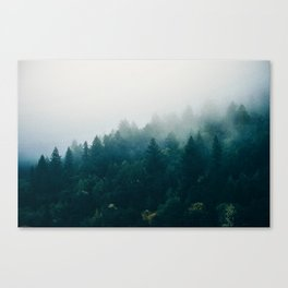 Gone Exploring Canvas Print