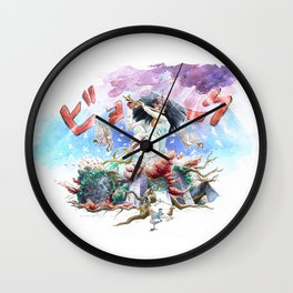 utopia apocalyptic obsessions Wall Clock