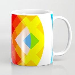 Retro Rocket 16 Coffee Mug