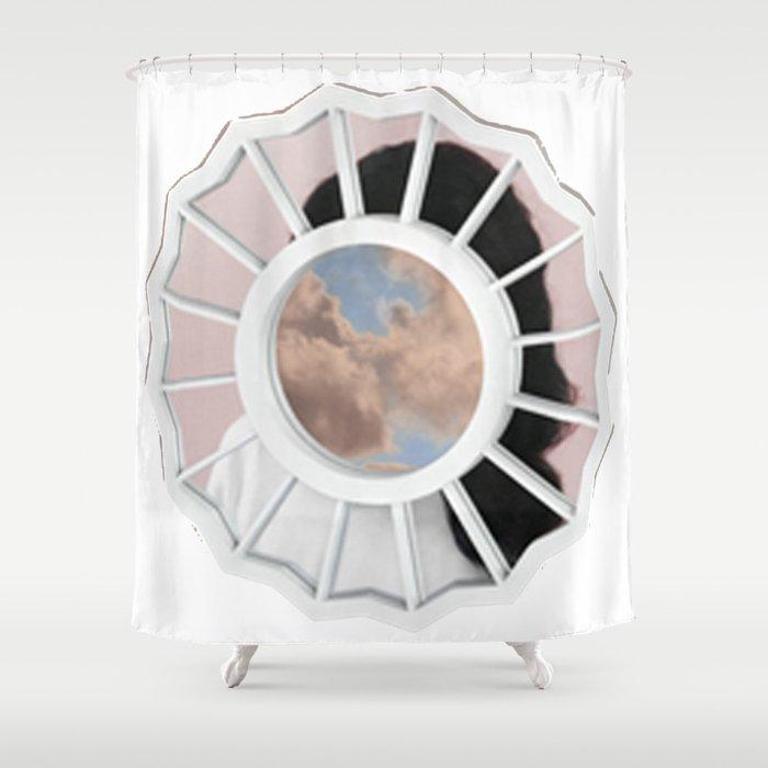 Mac Miller The Devine Feminine Shower Curtain