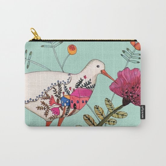 les souvenirs Carry-All Pouch